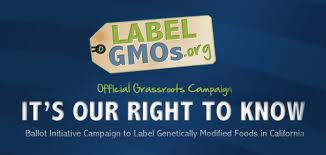 Labels For GMO's