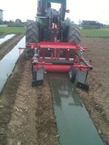 CSA Farm Planting